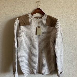 Allsaints wool sweater